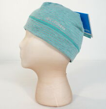 Columbia Layer First Blue & Gray Lightweight Beanie Womens One Size NWT
