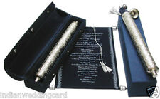 royal wedding scroll invitation, wedding scrolls, S24