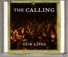 (F692) The Calling, Our Lives - DJ CD