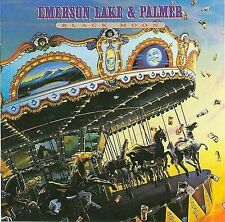 Emerson, Lake & Palmer / ELP - Black Moon new Sealed CD Cutout Punch in Case