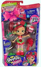 *Shopkins Shoppies* PICNIC PARTY ROSIE BLOOM DOLL- Join the Party Season 7