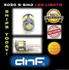 10 Pack T10 W5W 2825 192 194 168 501 White 20 SMD LED Side Wedge Light Bulb 12V