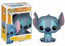 POP! Disney's Lilo & Stitch: Stitch Seated - Vinyl Figure Cartoon #159 New