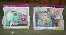 New FP Loving Family Dress & Play Surprise Breakfast in Bed  Dollhouse Furniture