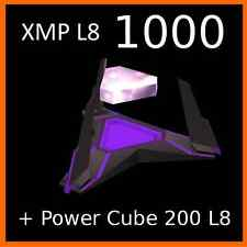 Ingress XMP 1000 BURSTER L8 + 200 Power Cube Level 8