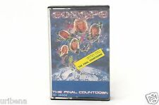 Vintage Tape Cassette Europe The Final Countdown Good Condition Original Music