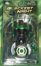 DC DIRECT COLLECTIBLES BLACKEST NIGHT SERIES GREEN LANTERN JOHN STEWART FIGURE
