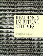 Readings in Ritual Studies, Ronald L. Grimes, Acceptable Book