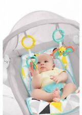 Fisher-Price Premium Auto Rock ?N Play Sleeper With Smartconnect