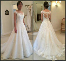 2016Brautkleid/Hochzeitskleid/Ballkleid/Wedding dress Gr:34/36/38/40/42/44 46+