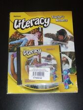 Nelson LITERACY 1 Teacher's Resource set (Book with CD) NEW 2011 $250