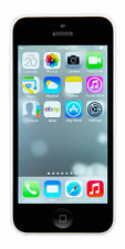 NEW UNLOCKED WHITE APPLE IPHONE 5C 8GB AT&T T-MOBILE STRAIGHT TALK Q212 B