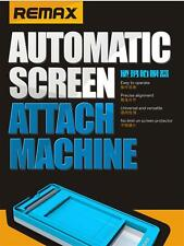 "Automatic Screen Attach Machine..Iphone Samsung Nokia HTC... any phone 5.8"" less"