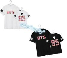 Bangtan Boys T-shirt BTS IN Bloom Rap Monster Suga JIMIN JUNG KOOK T-shirts NEW