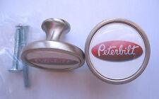 Peterbilt Cabinet Knobs, Peterbilt Truck Logo Cabinet Knobs, Peterbilt  Knobs