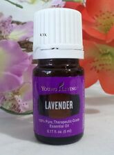 LAVENDER 5 ml  Young Living Essential Oil New Sealed  Ready to Ship