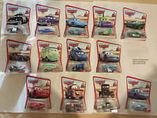 14 NEW DISNEY PIXAR CARS ORIGINAL DESERT SERIES + 4 MAGICAL MOMENT PACKS =23 LOT