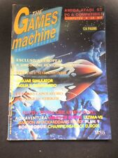 THE GAMES MACHINE 43  Giugno 1992 no zzap ULTIMA VII ASHES OF EMPIRE ADDAMS