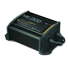 Minn Kota MK-210D 2 Bank 5 Amp Marine Boat Battery Charger 10A 1822105