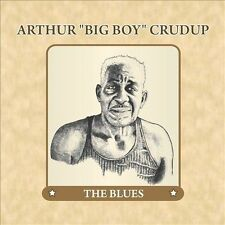 "1 CENT CD The Blues - Arthur ""Big Boy"" Crudup"