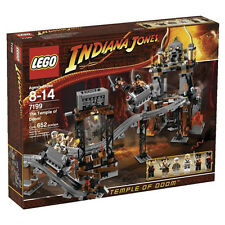 LEGO INDIANA JONES 7199 THE TEMPLE OF DOOM | BRAND NEW | SCARCE TOYS