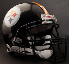 BEN ROETHLISBERGER Edition PITTSBURGH STEELERS Riddell REPLICA Football Helmet
