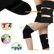 SN 2pcs Magnetic Therapy Thermal Self-Heating Knee Pad Support Brace Protector