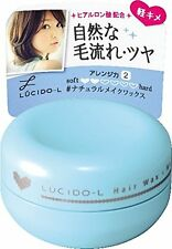 Lucido-L Natural Make Hair Wax 20g