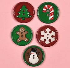 DRESS IT UP Buttons Sew Fun Christmas 6280- Embellishment - Xmas