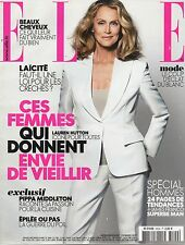 ELLE n°3509 pippa middleton lauren hutton    2013