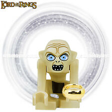 LEGO The Lord Of The Rings Minifigure - Gollum / Smeagol w Ring (Wide Eyes 9470)