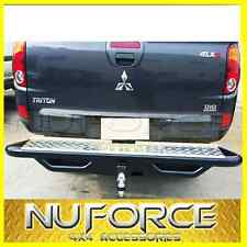 Mitsubishi Triton ML MN (2006-2015) Rear Step Tow Bar Combo Rear Bullbar Towbar
