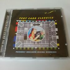 Test Card Classics The Girl The Doll The Music (Production Library Music) CD