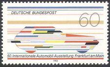 Alemania 1983 Motor Show/Motoring/coche/transporte/Banderas/animación 1v (n24243)