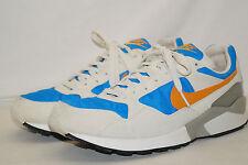Nike AIR PEGASUS  von 2010 Gr 42,5 UK 8 creme blau 414283-102