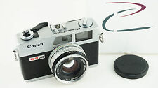 CANON CANONET QL17 GIII MINT CONDITION NEW LIGHT SEALS FULLY WORKING