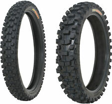 New Kenda 90/100-21 & 120/80-19 K785 Millville II Off-Road, MX, Trail Tire Set