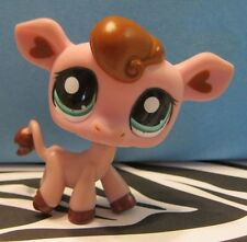 Littlest Pet Shop #2002 Pink Cow Blemish