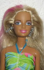 "2005 Cali Girl, Hawaiian Hair Barbie  ""ANSEHEN"""