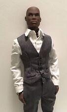 High & Mighty Darius Reid, Fashion Royalty FR Homme Doll