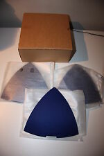 3x COVERS  bang olufsen   B&O  BEOLAB  4  BLUE NEUF NEW