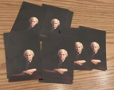 20 vintage Andy Warhol photograph portrait picture postcards 1981 Nancy Schiff