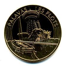 34 PALAVAS-LES-FLOTS Phare de la Méditerranée 2, Barque, 2016, Monnaie de Paris