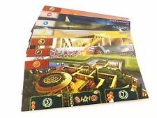7 Wonders Replacement / Expansion Original Wonder Game Boards Complete Set 7pc
