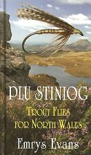 EVANS EMRYS FISHING & FLYTYING BOOK PLU STINIOG NORTH WALES TROUT FLIES hardback
