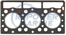Head Gasket for Volvo Penta 2003 Series Marine Diesel, replaces 859093