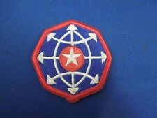 Vintage US Military Arrows Globe Like Design Sew On Patch
