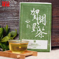 C-PE002 spring green tea raw puer tea pu erh tea 200g  yunnan Tea Green Food