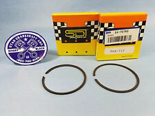 NEW SPI PISTON RINGS 1974-1971 TNT ALPINE NORDIK VALMONT ELITE OLYMPIQUE 400R