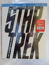 Star Trek [2009] (Blu-ray 3-Disc Set)~~~~SLIPCOVER~~~~Chris Pine~~~~NEW & SEALED
